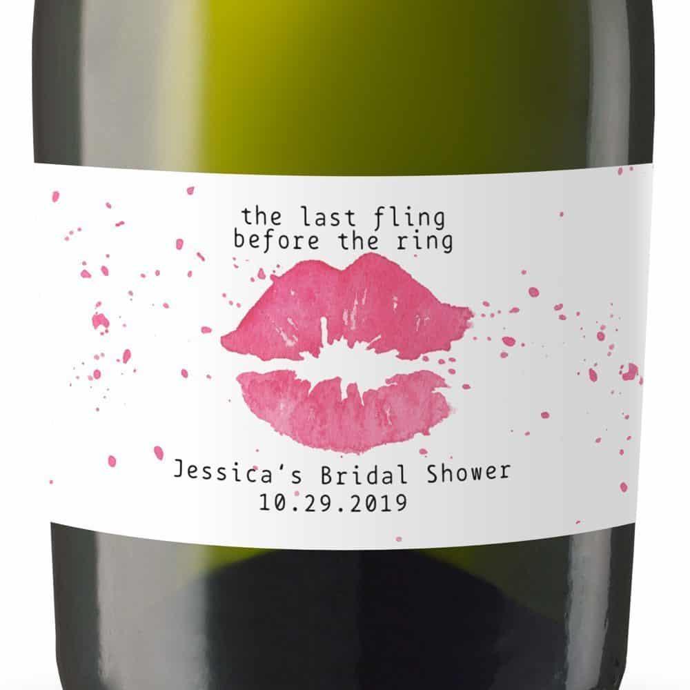 Wine Bottle Wedding Gift | Wedding Ideas
